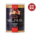 【送料無料】東洋ナッツ食品 トン クラッシー ミックスナッツ 360g缶×6個入