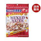 【送料無料】東洋ナッツ食品 トン レッド ミックスナッツ 190g×10袋入