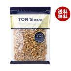 【送料無料】【2ケースセット】東洋ナッツ食品 トン クルミ 500g×10袋入×(2ケース)