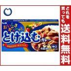 送料無料 【2ケースセット】エスビー食品 S&B おいしさとけ込むカレー 辛口 140g×10個入×(2ケース)