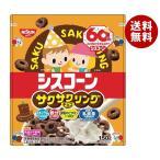 送料無料 【2ケースセット】日清シスコ シスコーンBIG サクサクリングチョコ 150g×6袋入×(2ケース)