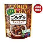 送料無料 日清シスコ ごろっとグラノーラ チョコナッツ 400g×6袋入