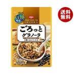 【送料無料】日清シスコ ごろっとグラノーラ 3種のまるごと大豆 160g×8袋入