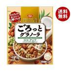送料無料 【2ケースセット】日清シスコ ごろっとグラノーラ ココナッツ 400g×6袋入×(2ケース)