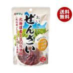 送料無料 【2ケースセット】カンピー おいしいぜんざい 160g×15袋入×(2ケース)
