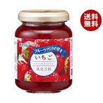 送料無料 【2ケースセット】カンピー 果実百科いちご 190g瓶×12個入×(2ケース)