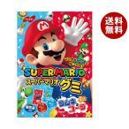 送料無料 【2ケースセット】ノーベル製菓 スーパーマリオグミ 90g×6袋入×(2ケース)