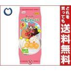 【送料無料】栗山米菓 アンパンマンのベビーせんべい (2枚×8袋)×12個入