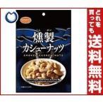【送料無料】共立食品 燻製カシューナッツ 55g×10袋入