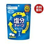【送料無料】【2ケースセット】カバヤ 塩分チャージタブレッツ 90g×6袋入×(2ケース)