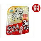 【送料無料】たかの 新潟産こしひかり 3個パック (180g×3個)×4個入