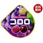 送料無料 【2ケースセット】UHA味覚糖 コロロ グレープ 48g×6袋入×(2ケース)