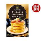 送料無料 昭和産業 ケーキのようなホットケーキミックス 400g(200g×2袋)×6箱入