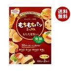 【送料無料】昭和産業 (SHOWA) まるめて焼くだけもちもちパンミックス (100g×2袋)×6箱入