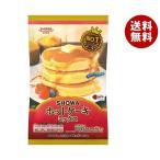 送料無料 昭和産業 (SHOWA) 小麦粉屋さんのホットケーキミックス 600g(200g×3袋)×20袋入