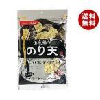 【送料無料】伍魚福 のり天ブラックペッパー味 117g×10袋入