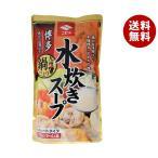 送料無料 【2ケースセット】ニビシ醤油 博多水炊きスープ 720mlパウチ×10袋入×(2ケース)