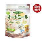 送料無料 日本食品製造 日食 オーガニック ピュアオートミール 260g×4袋入