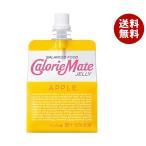 【送料無料】【2ケースセット】大塚製薬 カロリーメイトゼリー アップル味 215gパウチ×24本入×(2ケース)