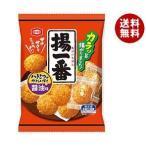 【送料無料】亀田製菓 揚一番 155g×12袋入