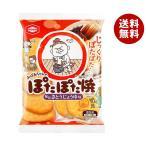 【送料無料】亀田製菓 ぽたぽた焼 22枚×12袋入