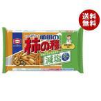 【送料無料】亀田製菓 減塩亀田の柿の種 6袋詰 182g×12袋入