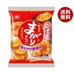 【送料無料】亀田製菓 亀田のまがりせんべい 18枚×12袋入