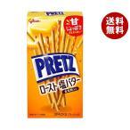 送料無料 【2ケースセット】グリコ PRETZ(プリッツ) 香りロースト 62g×10個入×(2ケース)