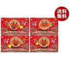 送料無料 【2ケースセット】不二家 アンパンマン ミニミニチョコレート 15粒×10箱入×(2ケース)