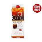 【送料無料】【2ケースセット】ジーエスフード GS アイスコーヒー 加糖 1000ml紙パック×12本入×(2ケース)