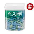 送料無料 【2ケースセット】ロッテ ACUO(アクオ) mini クリアミントミックス ファミリーボトル 140g×6個入×(2ケース)
