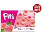 【送料無料】【2ケースセット】ロッテ Fit's ピーチ 12枚×10個入×(2ケース)