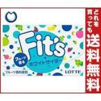 【送料無料】【2ケースセット】ロッテ Fit's ホワイトサイダー 12枚×10個入×(2ケース)