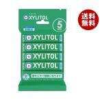 【送料無料】ロッテ キシリトールガム ライムミント【特定保健用食品 特保】 5P×10個入