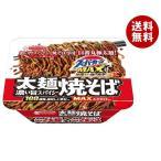 【送料無料】エースコック スーパーカップMAX 大盛り 太麺濃い旨スパイシー焼そば 176g×12個入