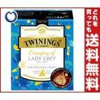 【送料無料】片岡物産 トワイニング オランジェリーオブレディグレイ 2.5g×8袋×12(2×6)個入