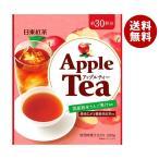 【送料無料】三井農林 日東紅茶 アップルティー 200g×24個入