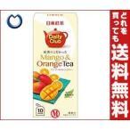 【送料無料】三井農林 日東紅茶 デイリークラブ マンゴー&オレンジティー 2.2g×10袋×72個入