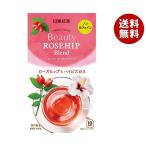 【送料無料】三井農林 日東紅茶 アロマハウス ビューティ ローズヒップ 2g×10袋×36個入