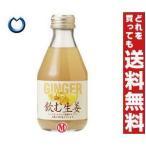 【送料無料】ユウキ食品 飲む生姜 180g瓶×12本入