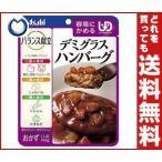 【送料無料】【2ケースセット】アサヒグループ食品 バランス献立 デミグラスハンバーグ 100g×24個入×(2ケース)