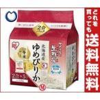 【送料無料】アイリスオーヤマ 生鮮米 北海道産ゆめぴりか 1.5kg×4袋入
