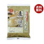 送料無料 【2ケースセット】はくばく 国内産大麦 麦ごはん 300g×12袋入×(2ケース)