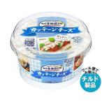 【送料無料】【2ケースセット】【チルド(冷蔵)商品】雪印メグミルク 雪印北海道100 カッテージチーズ 100g×6個入×(2ケース)