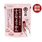 送料無料 【2ケースセット】井村屋 片手で食べられる 小さなようかん 105g(15g×7本)×16袋入×(2ケース)