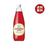 【送料無料】 サントリー グレナデンシロップ 780ml瓶×12本入