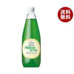 【送料無料】 サントリー メロンシロップ 780ml瓶×12本入