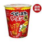 【送料無料】おやつカンパニー ベビースター ラーメン丸(チキン) 63g×12個入