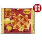 【送料無料】ローゼン マネケン 発酵バター香るさつまいもワッフル 12(6×2)個入