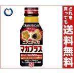 【送料無料】【2ケースセット】ハウスウェルネス ニンニクの力 マカプラス 100mlボトル缶×30本入×(2ケース)